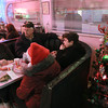 12-18-13<br /> A Summer Place<br /> Families enjoy burgers, fries, and a banana split in the 50s-style diner at A Summer Place.<br /> KT photo | Kelly Lafferty