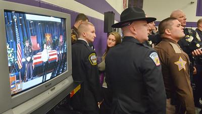 Deputy Carl Koontz Funeral