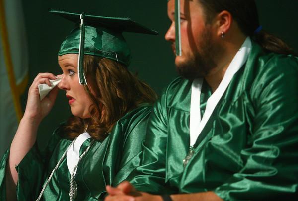 5-9-14<br /> Excel Center Graduation<br /> <br /> Kelly Lafferty   Kokomo Tribune