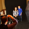 2-8-13<br /> Night to Remember mother/son event at Casa Bella<br /> Amanda Stamper and her son Chanler Westbrook, 11, having their photo taken by Miles Geary.<br /> KT photo | Tim Bath