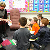 2-20-14<br /> Robyn Dill at NWES<br /> One of her second grade reading groups is given a task by Northwestern Elementary teacher Robyn Dill.<br /> KT photo | Kelly Lafferty