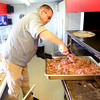 1-27-14   --- Matt Craig, who grew up in Indian Heights, works at Gabe's Pizza in the Heights.   -- <br />   KT photo | Tim Bath