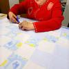 2-13-14   --- Good Samaritan Circle is a group of women at Main Street UMC that meet to sew for charity. -- <br />   KT photo | Tim Bath
