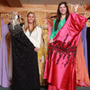 2-1-14<br /> Jessica Monnot, left, of North Miami High School and Elena Cadenaz of Peru High School, are collecting prom dresses to donate to girls in need for prom.<br /> KT photo | Kelly Lafferty