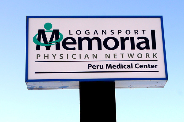 2-10-14   --- Logansport Memorial Hospital's Peru Medical Center that opened on Monday.<br /> -- <br />   KT photo | Tim Bath