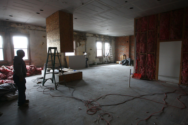 2-20-14<br /> Jeff Broughton properties on N. Buckeye<br /> <br /> KT photo | Kelly Lafferty