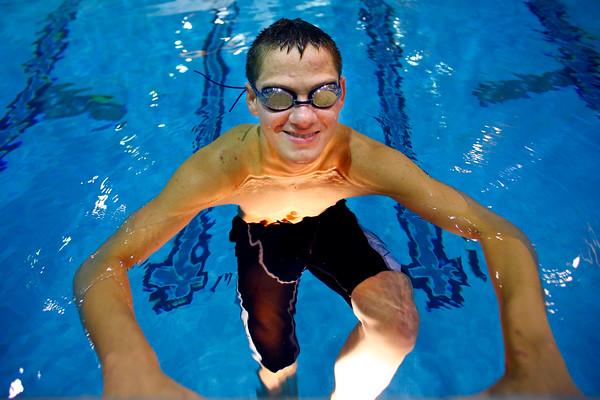 Matt Duke swimmer