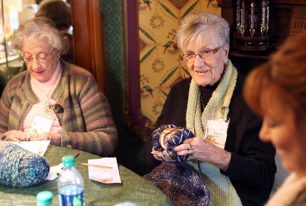 Winter Woolen Workshop