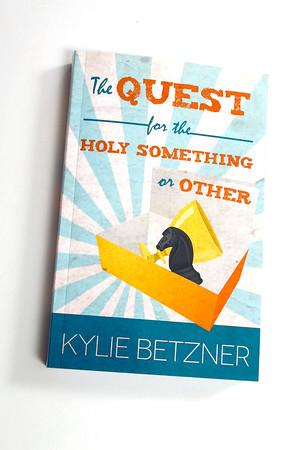 author Kylie Betzner
