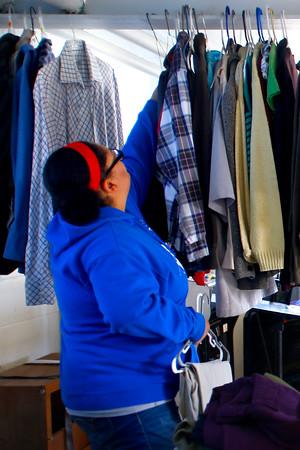 Clothing Pantry