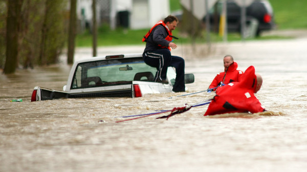 4-19-13<br /> Flooding throughout Kokomo and Howard County due to over 4 inches of rain.<br /> KT photo | Tim Bath