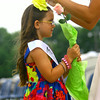 7-7-14 -- Brielle Granson participates in the Little Miss Howard County Princess Pageant at the Howard County Fair.    ---<br /> Tim Bath | Kokomo Tribune