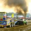 7-7-14 <br /> Howard County Fair. Tractor pull.<br /> Tim Bath | Kokomo Tribune