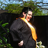 5-10-14<br /> Ivy Tech Graduation<br /> Logansport's Adrienne Berkshire makes her way off the stage with her diploma during the Ivy Tech graduation on Saturday.<br /> Kelly Lafferty | Kokomo Tribune