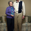 1-7-14<br /> Carol and Bill Jewell have been married for 66 years.<br /> KT photo | Kelly Lafferty