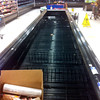 1-6-14   --- Monday evening the meat case at Krogers on North Dixon Road was completely empty.  -- <br />   KT photo | Tim Bath