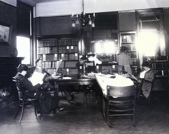 Peru Public Library