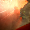 W. Sycamore Apartment Fire