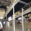 7-18-12<br /> Jay Koontz, senior manager, showing off the new FedEx Ground facility at 2350 East North Street.<br /> KT photo | Tim Bath