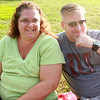 7-28-12<br /> Out and About Foster Park Summer concert series<br /> Holly and Jade Pasquale<br /> KT photo | Kelly Lafferty