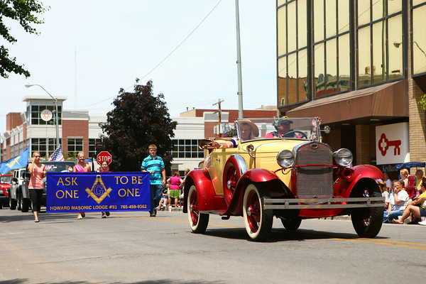 7-5-14<br /> Haynes Apperson Parade<br /> <br /> Kelly Lafferty | Kokomo Tribune