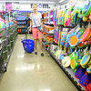 7-25-14 <br /> Grand Opening of Five Below in the Markland Plaza.<br /> Allison Fenske, 12.<br /> Tim Bath | Kokomo Tribune
