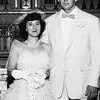 Joan Gallea and Tom Harbert were married on May 23, 1959.