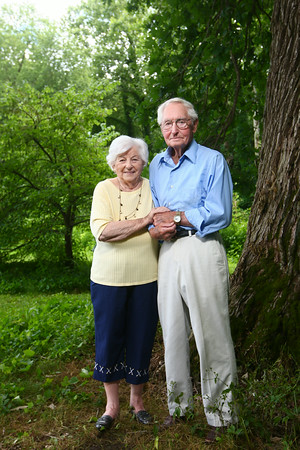 Jean and Don Hardin have been married for 70 years.<br /> Kelly Lafferty | Kokomo Tribune