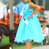 7-7-14 <br /> Howard County Fair. Addison Tate participates in the Little Miss Howard County Princess Pageant at the Howard County Fair. <br /> Tim Bath | Kokomo Tribune