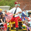 7-19-14<br /> Circus Parade<br /> <br /> Kelly Lafferty | Kokomo Tribune