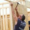 7-12-14<br /> Habitat for Humanity Apostles Build<br /> <br /> Kelly Lafferty | Kokomo Tribune