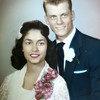 "Hope Lujan and Robert ""Bob"" Gann were married on September 9, 1957."