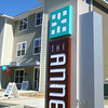 7-24-14 <br /> The Annex student housing across from IUK opening in August.<br /> Tim Bath | Kokomo Tribune