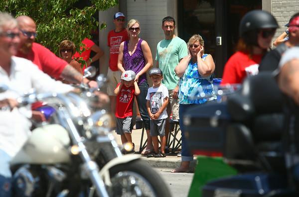 7-5-14<br /> Haynes Apperson Parade<br /> <br /> Kelly Lafferty   Kokomo Tribune