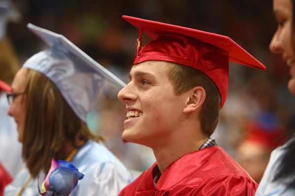 6-7-14<br /> Maconaquah Graduation<br /> <br /> Kelly Lafferty | Kokomo Tribune