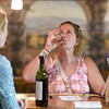 "6-6-14<br /> Oak Hill Winery's Tasting room ""31""<br /> Janet Barrett tastes some of the different wines available at ""31,"" Oak Hill Winery's new tasting room.<br /> Kelly Lafferty 