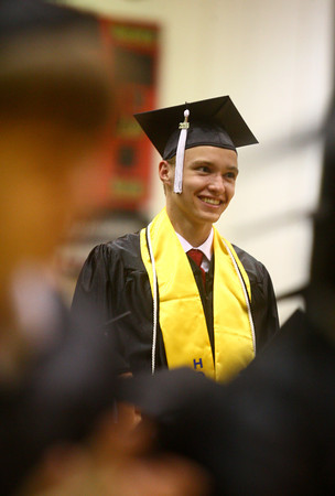 6-6-14<br /> Western Graduation<br /> <br /> Kelly Lafferty | Kokomo Tribune