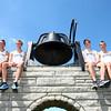 6-3-14<br /> Western runners Jacob Bradshaw, Auston Davenport, Matt Grider, and Josh Everetts are headed to state this weekend.<br /> Kelly Lafferty | Kokomo Tribune