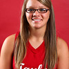 Taylor's Breanna Wright<br /> <br /> Kelly Lafferty | Kokomo Tribune