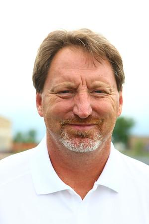 6-4-14<br /> Kokomo Track and Field Coach, Tom Byrnes