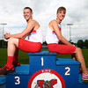 6-4-14<br /> Kokomo's Avery Barrett and Jeremy Breedlove<br /> Kelly Lafferty | Kokomo Tribune