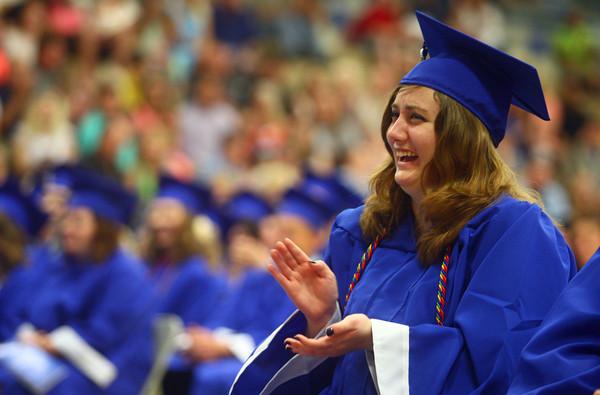5-31-14<br /> Tipton graduation<br /> <br /> Kelly Lafferty   Kokomo Tribune