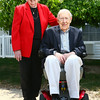 Virginia and Richard Rea have been married for 75 years.<br /> Kelly Lafferty | Kokomo Tribune