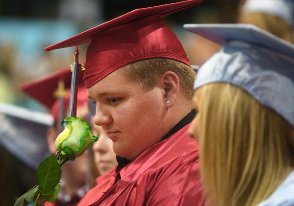 6-7-14<br /> Maconaquah Graduation<br /> <br /> Kelly Lafferty   Kokomo Tribune