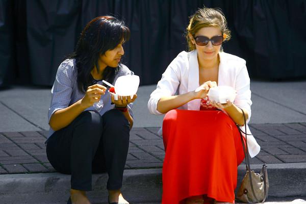 6-5-14   --- Strawberry Festival downtown. --<br />   Tim Bath | Kokomo Tribune