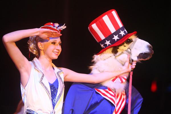 5-9-14<br /> Kelly Miller Circus<br /> <br /> Kelly Lafferty   Kokomo Tribune