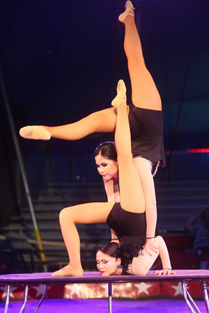 5-9-14<br /> Kelly Miller Circus<br /> <br /> Kelly Lafferty | Kokomo Tribune