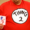 3-2-13<br /> Kokomo Howard County Public Library south branch Read Across America Day & Celebration. Oh the games that we play. Kids playing bingo with Dr. Seuss characters.<br /> KT photo | Tim Bath