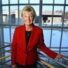 3-14-14   --- Susan Sciame-Gieske names IUK Chancellor.  -- <br />   KT photo | Tim Bath
