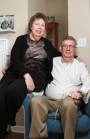 Rita and Rick Harbaugh have been married for 50 years.<br /> KT photo | Kelly Lafferty